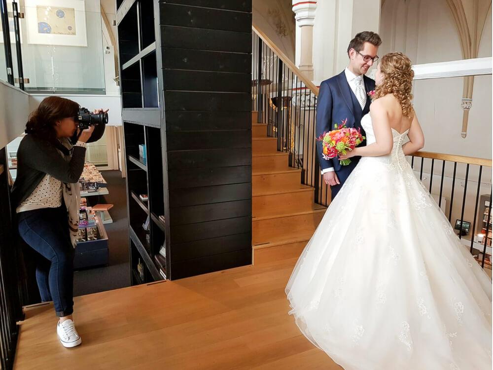 Bruidsfotografie Lijn 10 Leeuwarden IJsselmuiden Kampen