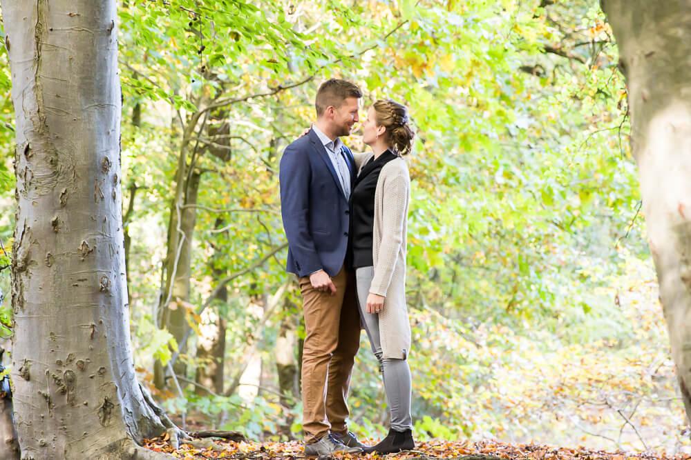 Fotograaf Regio Groningen, 10, Pre wedding shoot,trouwen,love shoot bos,Zuidhorn