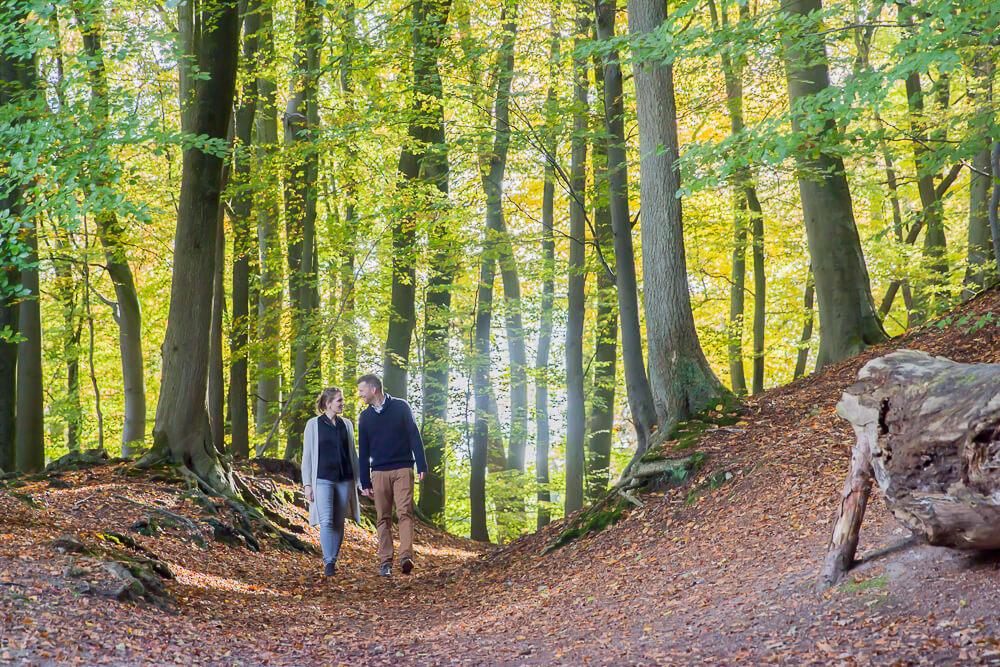 Lijn 10, Pre wedding shoot,trouwen,love shoot bos,ZuidhornFotograaf Regio Groningen,
